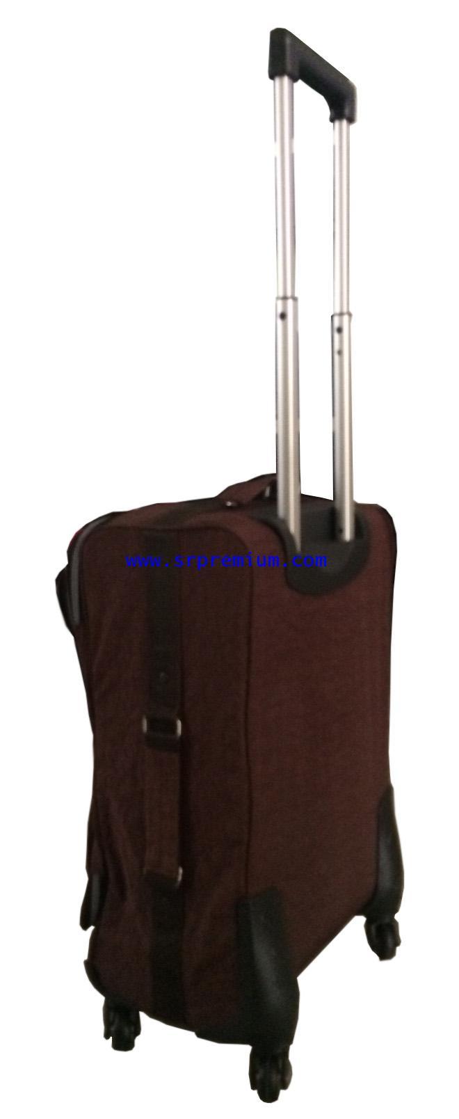 กระเป๋าเดินทาง  คันชักและล้อลาก 4 ล้อ ขนาด 20 นิ้ว รุ่น 04-0026