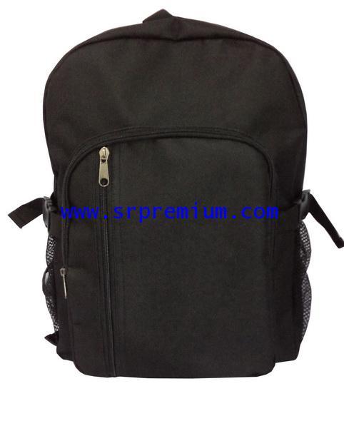 กระเป๋าเป้นักเรียน (526B9) รุ่น 02-0064 ขนาด 17 นิ้ว