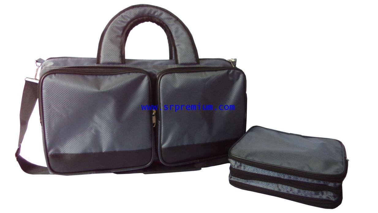 กระเป๋าเดินทาง แบบพับเก็บได้ รุ่น 01-040038