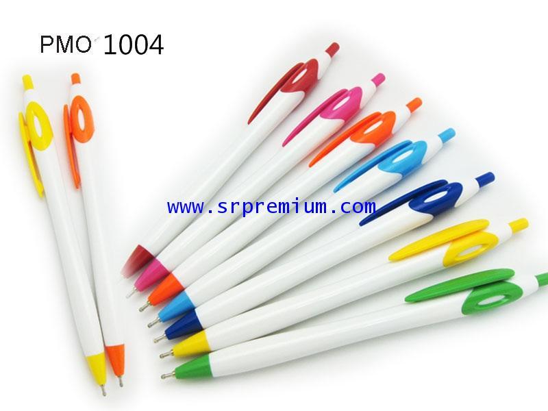 ปากกาลูกลื่น รุ่น PMO-1004 (oil ink)