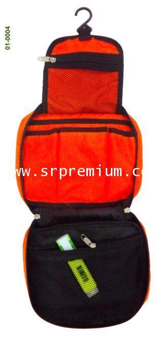 กระเป๋าแขวนเครื่องสำอาง รุ่น 01-0004 (42AB4)