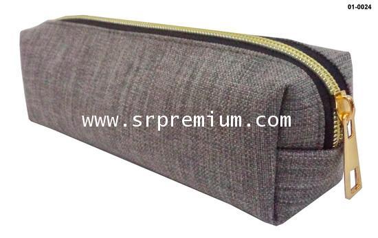 กระเป๋าชำร่วย อเนกประสงค์ ใส่ดินสอ 01-0030  (B5BA)