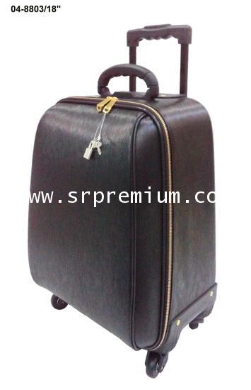 กระเป๋าเดินทาง ล้อลาก รุ่น 04-8803 แบบ 4ล้อ หมุน 360 องศา (H132PL)