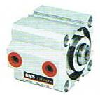 กระบอกลมแบบช่วงชักสั้น / Compact Cylinder [ SDA Series ]