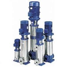ELECTRA ปั๊มน้ำหอยโข่งทรงตั้ง STV Series ( Vertical Multistage Centrifugal Pump )