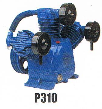 หัวปั๊มลมพูม่า 10 แรงม้า รุ่น P-310