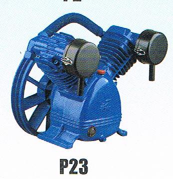 หัวปั๊มลมพูม่า 3 แรงม้า รุ่น P-23