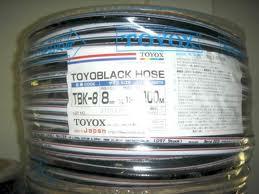 สายลม TOYOX รุ่น TOYOBLACK Model : TBK-8