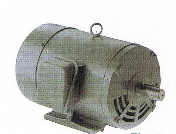 มอเตอร์ HITACHI 5 แรงม้า รุ่น 5 EFOUP-KQ/5HP/220V