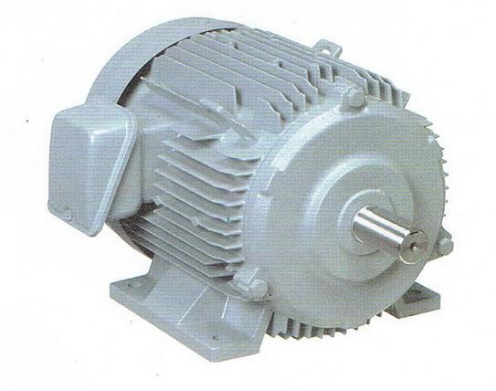 มอเตอร์ HITACHI 1 แรงม้า รุ่น 1 TFO-K /1HP/380V