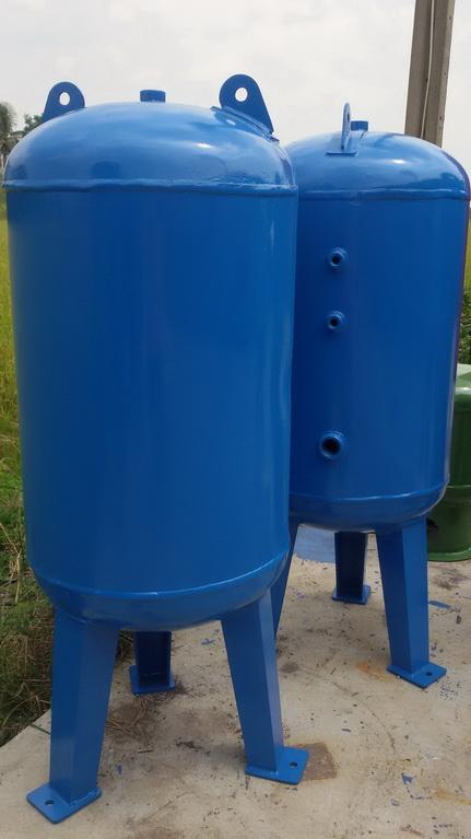 ถังเก็บลม 1,500 ลิตร หนา 10 มม. (Air Tank 1,500 Liter)