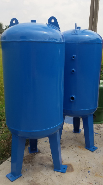 Air Tank 1,000 Liter ( ถังเก็บลม 1,000 ลิตร หนา 6 มม. )