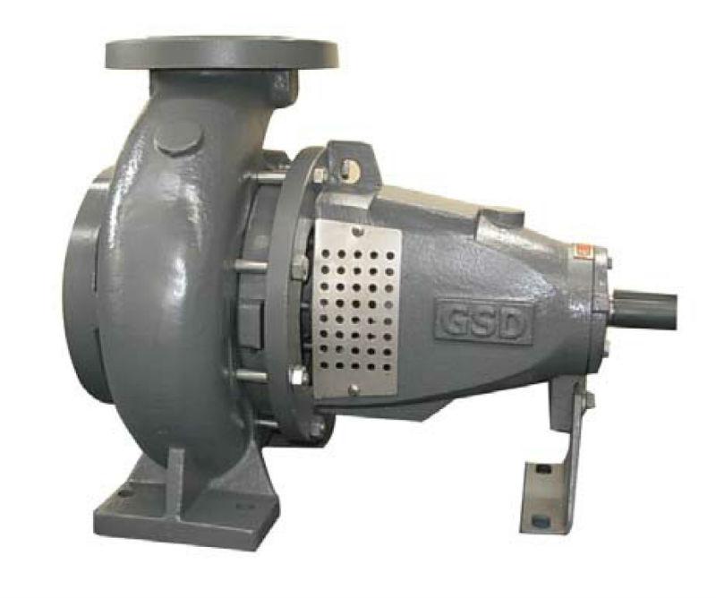 ปั๊มน้ำ GSD รุ่น GHS Serires ( Centrifugal Pump )