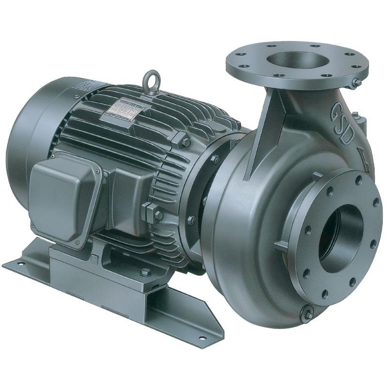 ปั๊มน้ำ GSD รุ่น GPS Seriese ( Coaxial Pump )