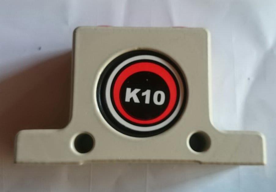 อุปกรณ์สร้างความสั่นสะเทือน( Pneumatic Vibrator ) Model K10