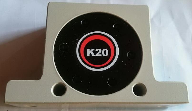 อุปกรณ์สร้างความสั่นสะเทือน( Pneumatic Vibrator ) Model K20