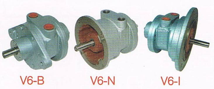 มอเตอร์ลม(AirMotor) รุ่น V6 1