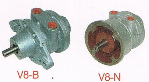 มอเตอร์ลม(AirMotor) รุ่น V8 1