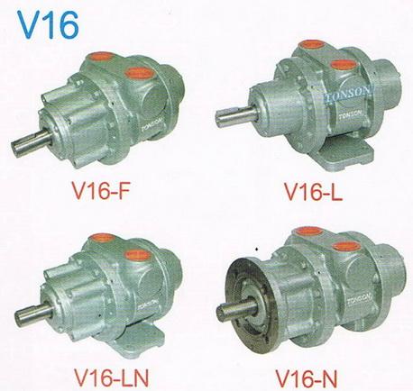 มอเตอร์ลม(AirMotor) รุ่น V16