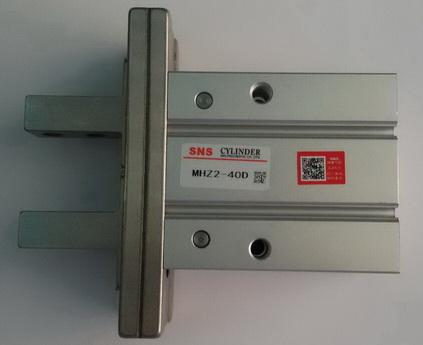 กระบอกลมแบบ กิ๊ปเปอร์ MHZ2