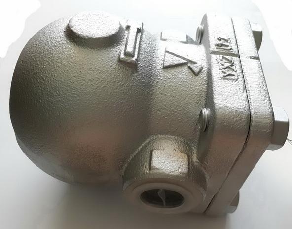 สตรีมแทรปแบบลูกลอย [Float Steam Trap] รุ่น TSF-10 [15A] 2