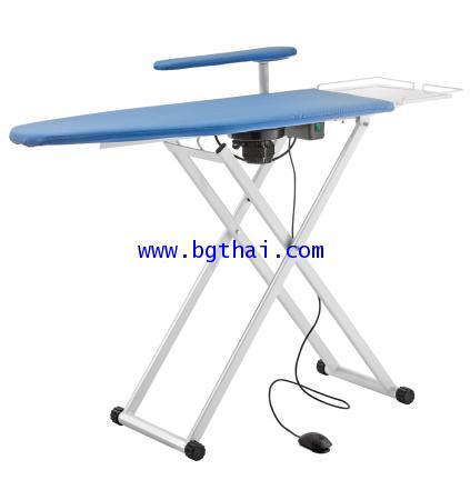 โต๊ะรีดผ้าลมดูดไอน้ำBG รุ่น Eolo maxi