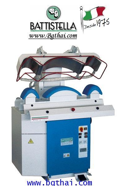 เครื่องรีดผ้า Pressbg รุ่น Marte Collo