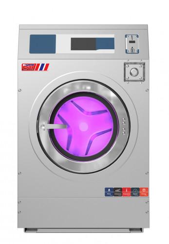 เครื่องซักผ้าหยอดเหรียญ 12kg แบบอุตสาหกรรม BGT