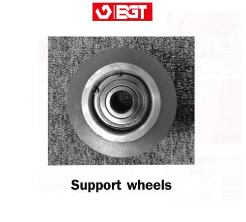 Support Wheels ลูกล้อประครองถังเครื่องอบผ้าอุตสาหกรรม