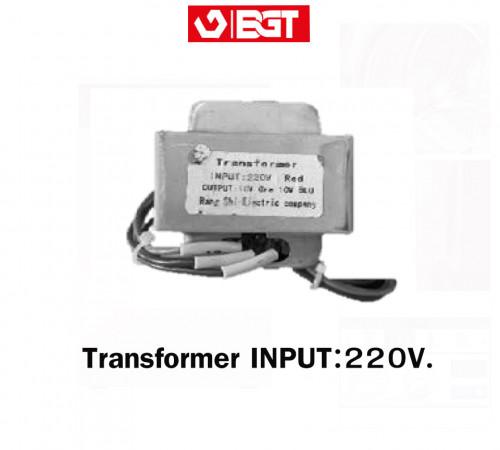 Transformer INPUT 220V  หม้อแปลงไฟเครื่องซักผ้าอุตสาหกรรม
