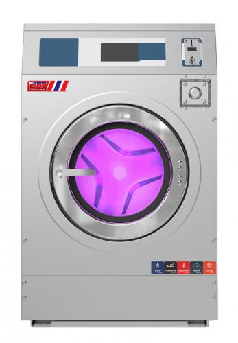 เครื่องซักผ้าหยอดเหรียญ 15kg แบบอุตสาหกรรม BGT