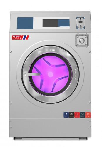 เครื่องซักผ้าหยอดเหรียญ 27kg แบบอุตสาหกรรม BGT