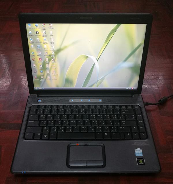 ขายคอมพิวเตอร์ Notebook (โน๊ตบุ้ค) ยี่ห้อ hp (สินค้ามือสอง) {ลดกระหน่ำ..ราคาถูกเสมือนได้ฟรี !!}