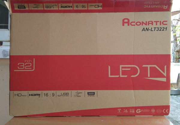 ขายโทรทัศน์ Aconatic 32 นิ้ว รุ่น AN-LT3221 (LCD) [มือสอง] {ราคา..ลดกระหน่ำ !!} 3