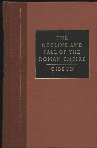THE DECLINE AND FALL OF THE ROMAN EMPIRE (SEVEN VOL. SET)