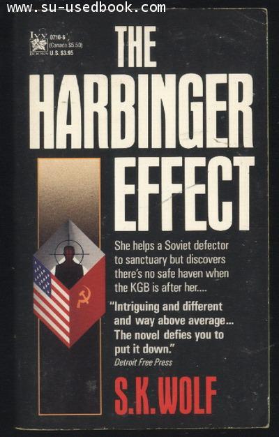 THE HARBINGER EFFECT-order xx340881-