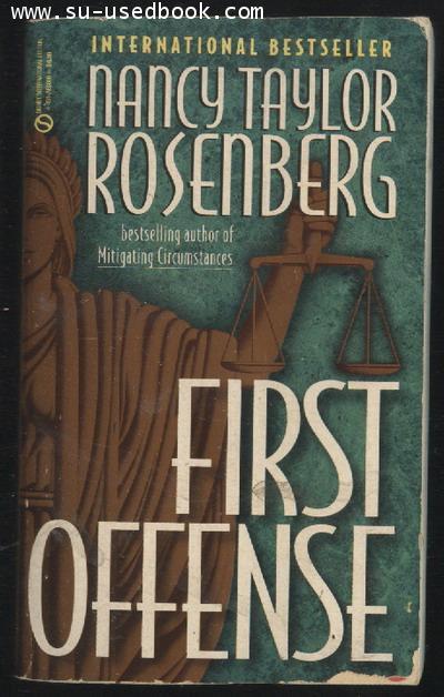 FIRST OFFENSE-order xx230736-