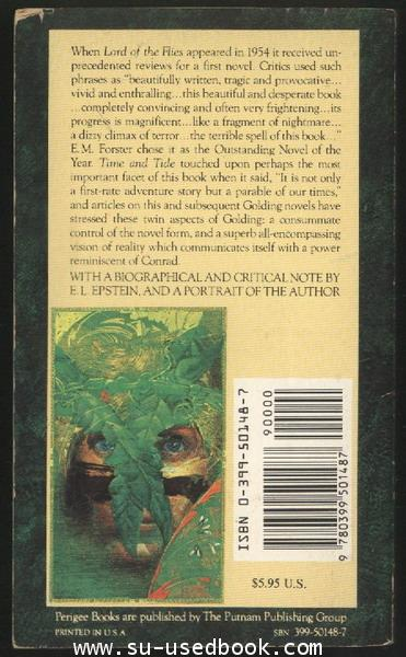 LORD OF THE FLIES WILLIAM GOLDING 1