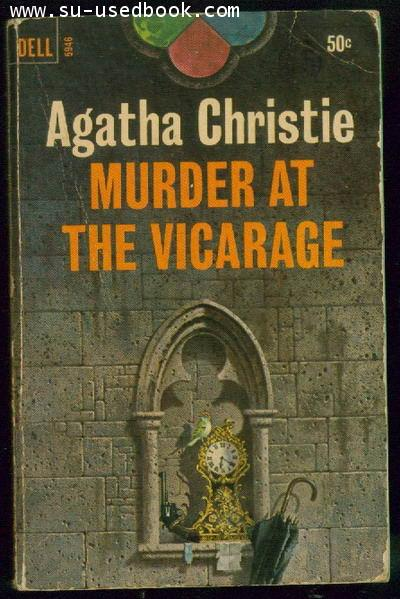 Murder at The Vicarage-order xx340881-