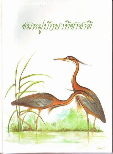 นกในวรรณคดี ชมหมู่ปักษาทิชาชาติ