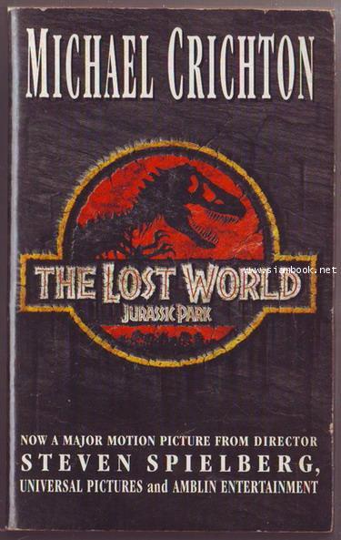 THE LOST WORLD JURASSIC PARK-order xx340881-