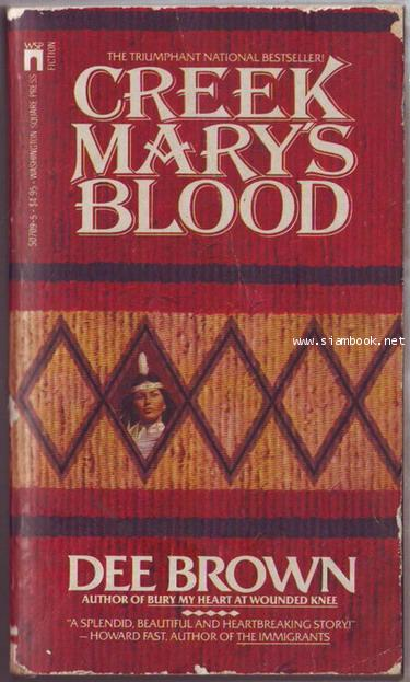 Creek Mary\'s Blood