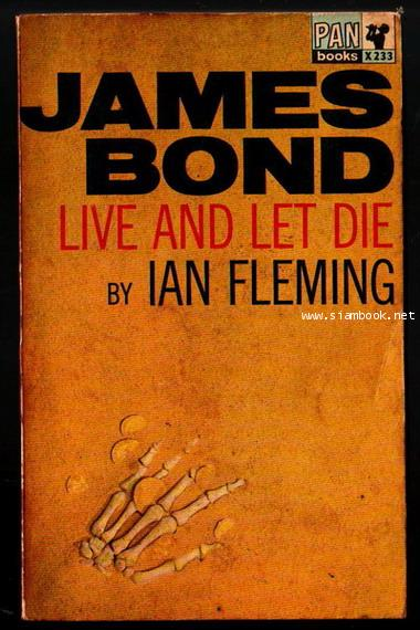 James Bond 007 Live And Let Die