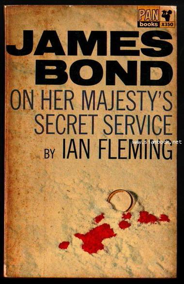 James Bond 007 On Her Majesty\'s Secret Service