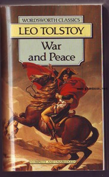 War and Peace (Vol. I,II,III)-รอชำระเงิน order27105303-