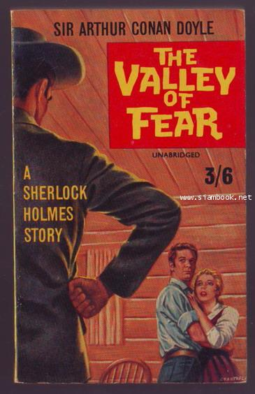 A Sherlock Holmes Story : The Valley of Fear