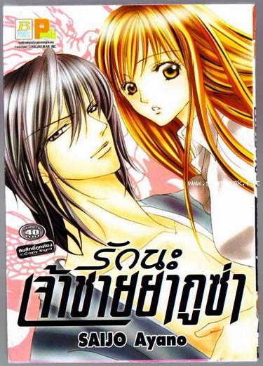 รักนะเจ้าชายยากูซ่า (Gokupuri-Gokudo No Ouji Sama)