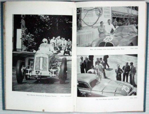 Blue and Yellow, Being and Account of Two Seasons of B. Bira, the Racing Motorist, 1939 and 1946 7