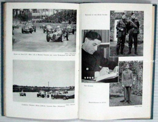 Blue and Yellow, Being and Account of Two Seasons of B. Bira, the Racing Motorist, 1939 and 1946 8