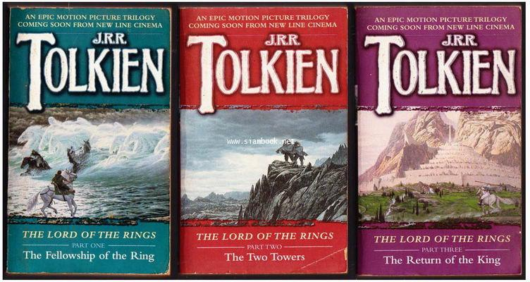 Lords of The Rings Part  1-2-3